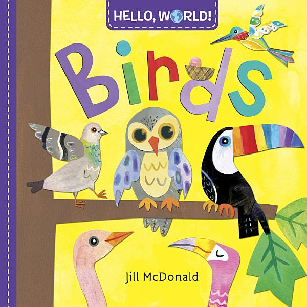 Download Hello  World  Birds Book