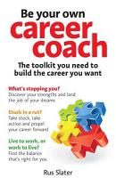 Be Your Own Career Coach PDF