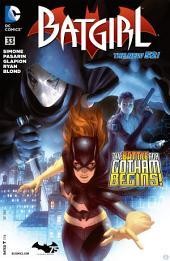 Batgirl (2011-) #33
