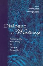 Dialogue on Writing
