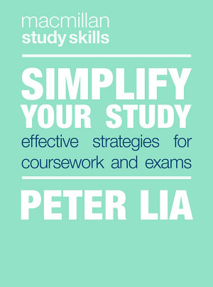 Simplify your study