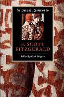 The Cambridge Companion to F  Scott Fitzgerald PDF