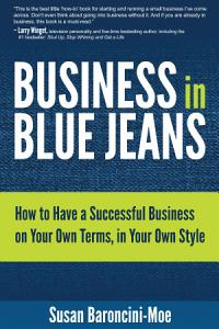 Business in Blue Jeans Book