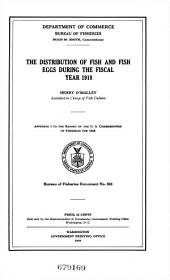 The distribution of fish and fish eggs during ...: Issue 863