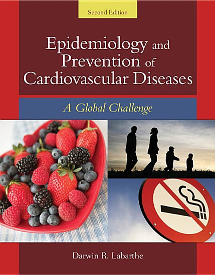 Epidemiology and Prevention of Cardiovascular Diseases PDF