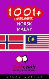 1001+ øvelser norsk - Malay