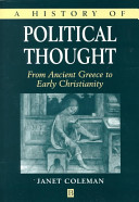 Download A History of Political Thought Book