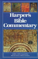 Harper s Bible Commentary