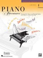 Piano Adventures : Level 4 Theory Book