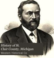 History of St  Clair County  Michigan PDF