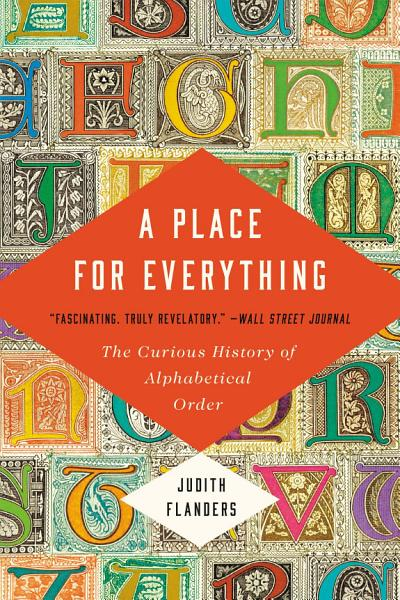 Download A Place for Everything Book