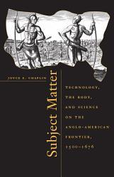 Subject Matter Book PDF