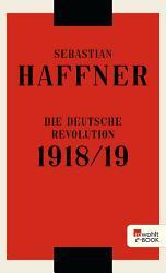Die deutsche Revolution 1918 19 PDF