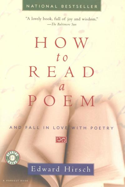 Download How to Read a Poem Book