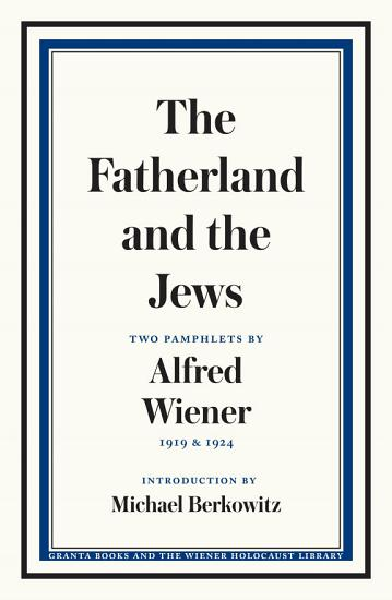 The Fatherland and the Jews PDF