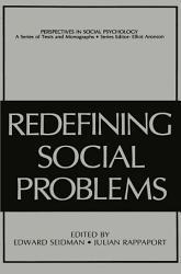 Redefining Social Problems Book PDF