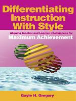 Differentiating Instruction With Style PDF