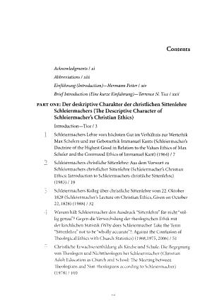Christliche Ethik bei Schleiermacher PDF