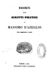 Raccolta degli scritti politici