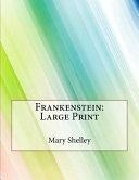 Frankenstein Book
