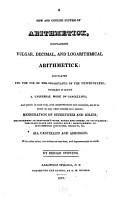 A New and Concise System of Arithmetick PDF