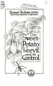 The sweet-potato weevil and its control