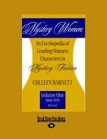 Mystery Women PDF