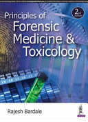 Principles of Forensic Medicine and Toxicology PDF