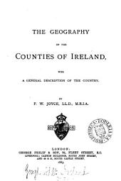 The geography of the counties of Ireland