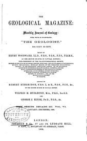 Geological Magazine: Volume 3; Volume 6; Volume 26