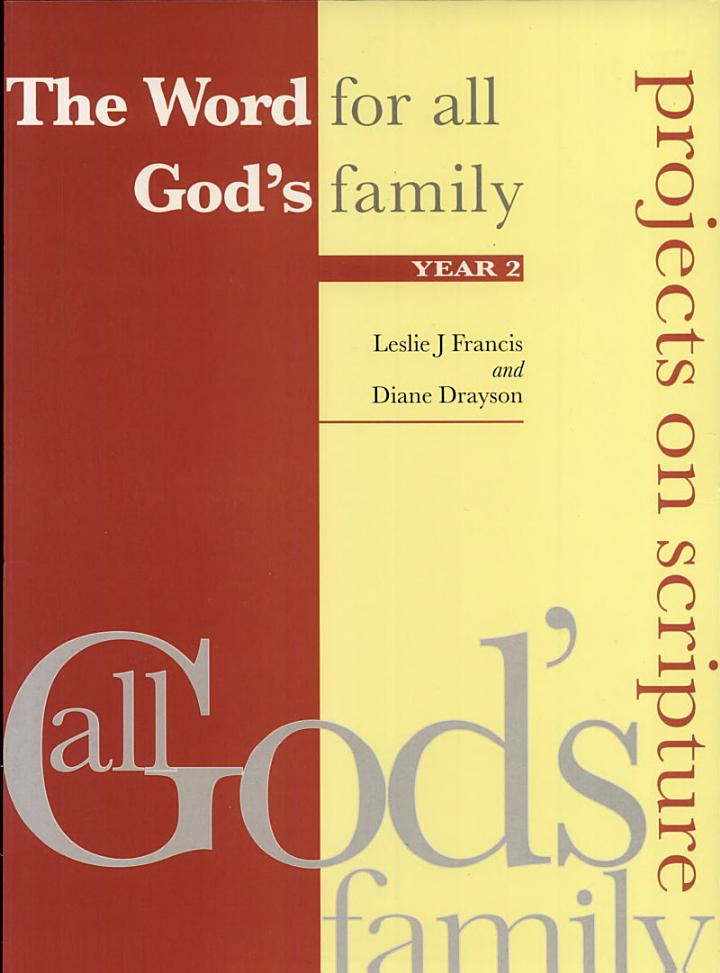 Word for All God's Family