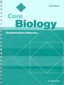 Core Biology Supplementary Materials