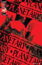 Planetary (1999-) #9