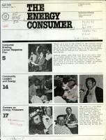 The Energy Consumer PDF