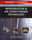 Refrigeration and Air Conditioning Technology Lab Manual PDF