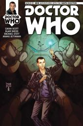 Doctor Who: The Ninth Doctor #3: Weapons of Past Destruction