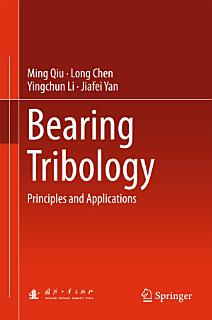 Bearing Tribology Book