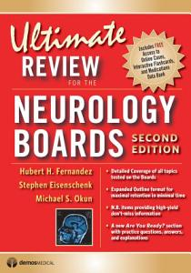 Ultimate Review for the Neurology Boards  Second Edition PDF