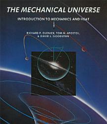 The Mechanical Universe PDF