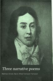 Three Narrative Poems: Coleridge: The Rime of the Ancient Mariner