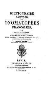 Dictionnaire raisonné des onomatopées françoises