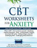 CBT Worksheets for Anxiety PDF