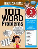 100 Word Problems : Grade 3 Math Workbook