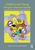 Children and Young People s Mental Health PDF