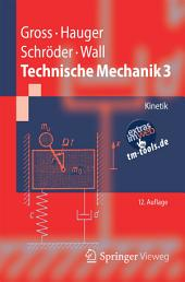 Technische Mechanik 3: Kinetik, Ausgabe 12