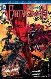 Batwoman (2011- ) Annual #1