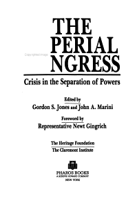 The Imperial Congress Book