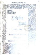 Helping Hand: 1896-1897, Volumes 25-26