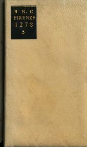 Le Rime di m. Lodouico Ariosto da lui scritte nella sua giouentu. Con alcune breui annotationi intorno alle materie di m. Francesco Sansouino. Di nuouo riuedute & corrette