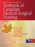 Brunner   Suddarth s Textbook of Canadian Medical surgical Nursing PDF